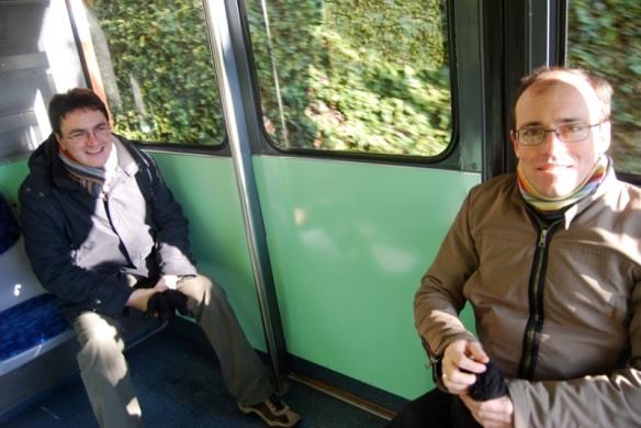 Funicolare per Bergamo alta
