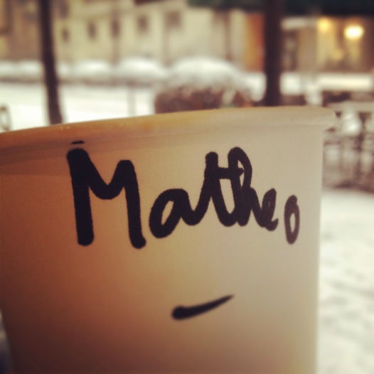 Chotto matheo (?)