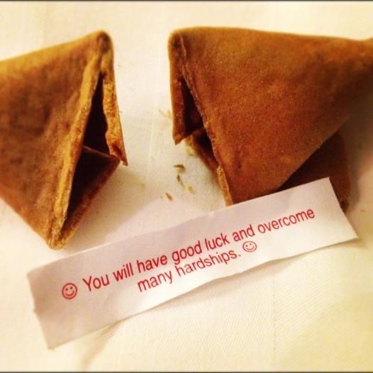 Fortune cookie - Thailand