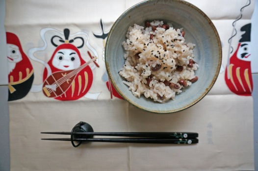 Maiko's lunch