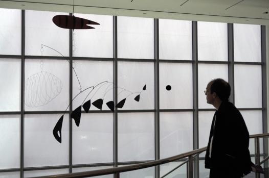 I meet Alexander Calder