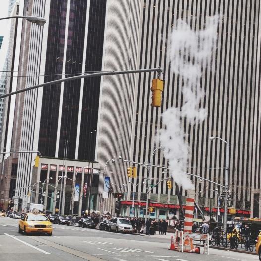 Manhattan streets