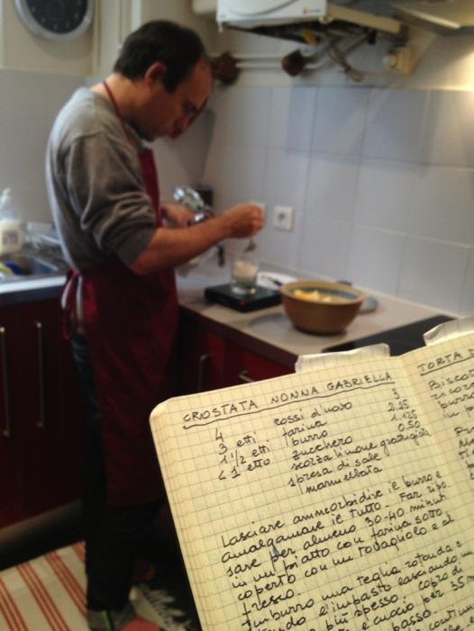 La classica ricetta della nonna