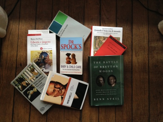 My beloved books