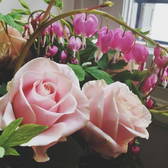 Rose e 'Cœur de Marie'