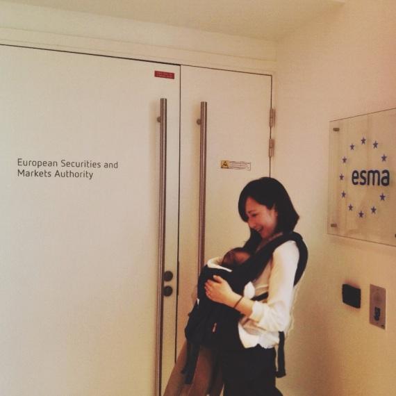 Futuro euroburocrate anche lui?