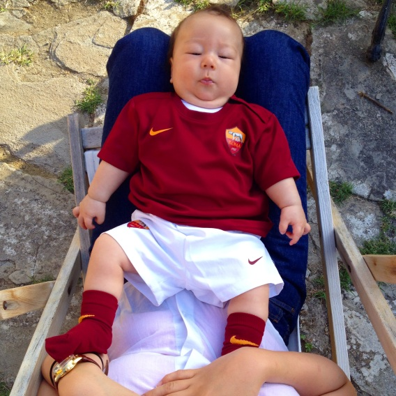 ASRoma Captain (grazie Peppe)
