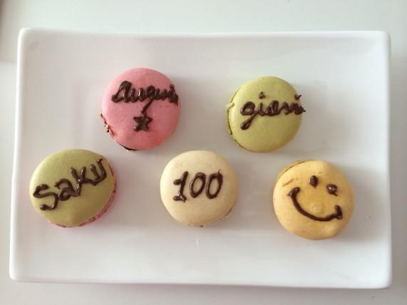 Macaron (visto che siamo a Parigi)