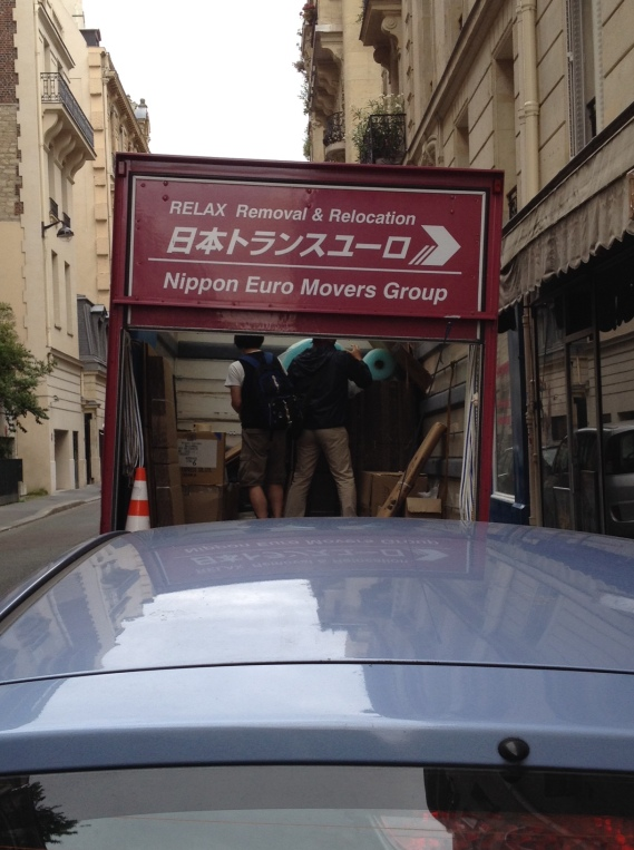 I nostri amati traslocatoti giapponesi alla riscossa
